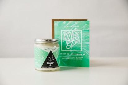 Virgo - Cactus + Sea Salt - Astrology Series