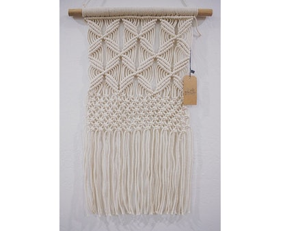Gentle Crafts Macrame Hanging Wall Decor