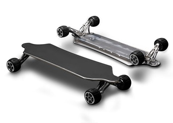 Hunter Board electric skateboard