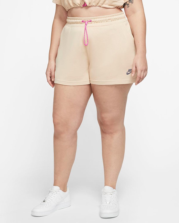 Nike Sportswear Icon Clash Women's French Terry Shorts