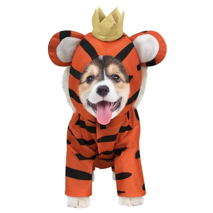 Rubie's Halloween Royal Tiger Pet Costume
