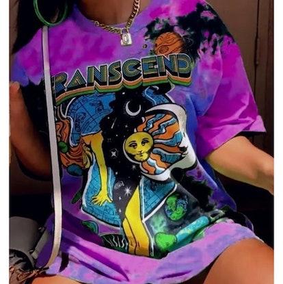 Impress Clothing Transcend Graphic T-Shirt