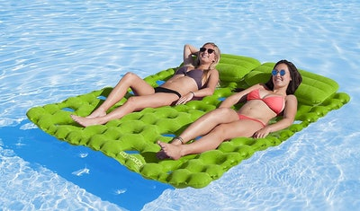 Airhead Sun Comfort Cool Suede Pool Mattress