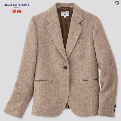 WOMEN TWEED JACKET (INES DE LA FRESSANGE)