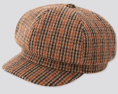 WOMEN WOOL-BLEND CAP (INES DE LA FRESSANGE)