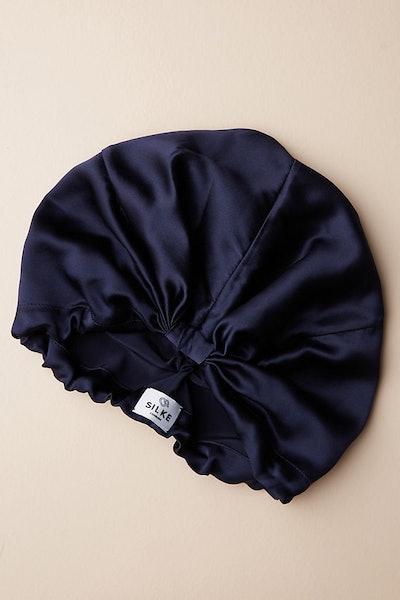 Silk Hair Wrap