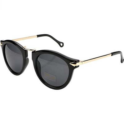 FEISEDY Vintage Arrow Sunglasses