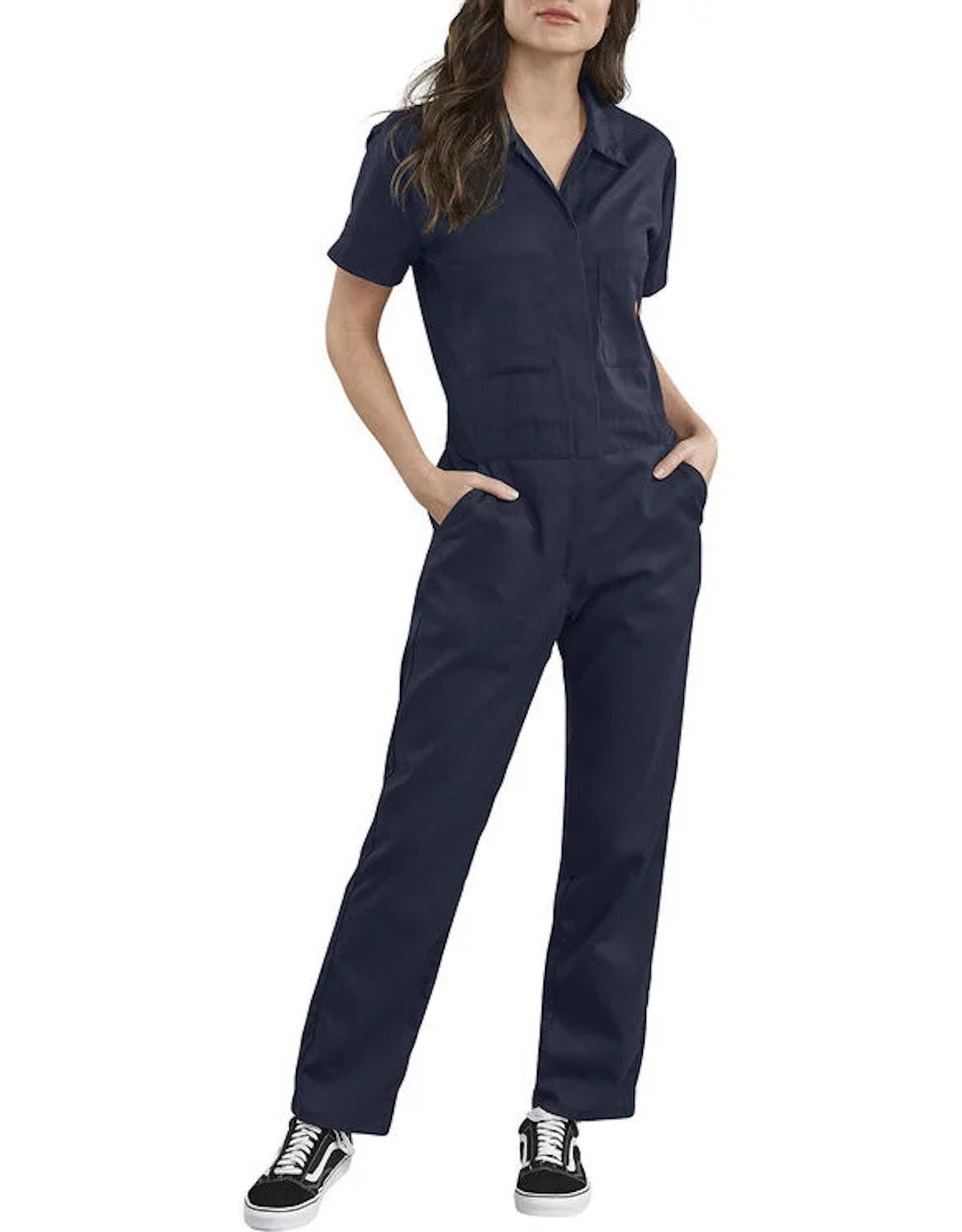 Dickies Women's FLEX Temp-iQ™ Short Sleeve Coveralls