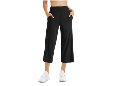 THE GYM PEOPLE Bootleg Yoga Capris
