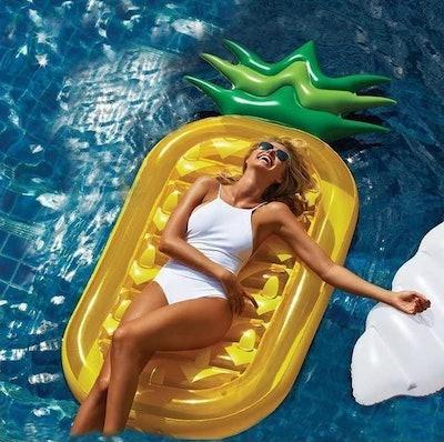 Jasonwell Pineapple Pool Party Float