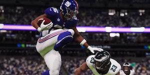 Madden NFL 21: 6/10