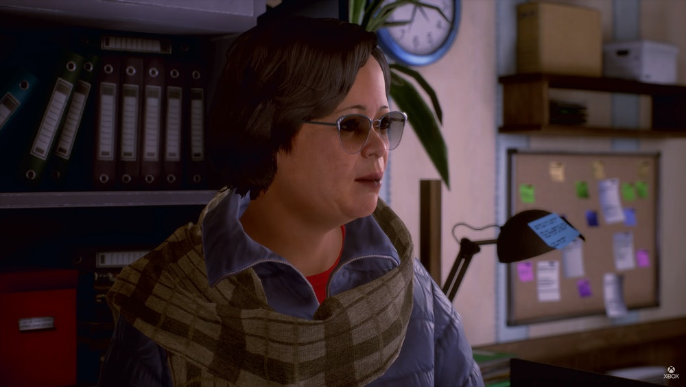 Tessa, played by Melody Butiu, is a conservative Filipina woman in the new Xbox game 'Tell Me Why.'
