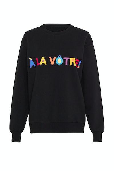 A La Votre Sweatshirt