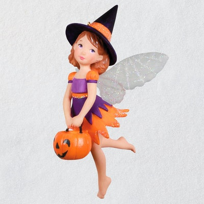 Sweet Witch Fairy Ornament