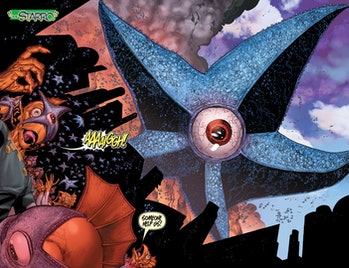 starro the conqueror justice league suicide squad
