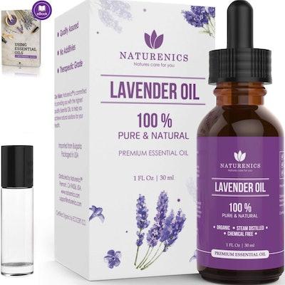 Naturenics Premium Lavender Essential Oil