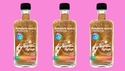 Runamok is selling glitter maple syrup.