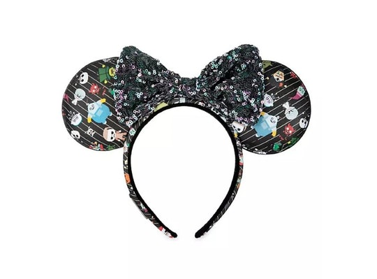 'nightmare before christmas' minnie mouse ears