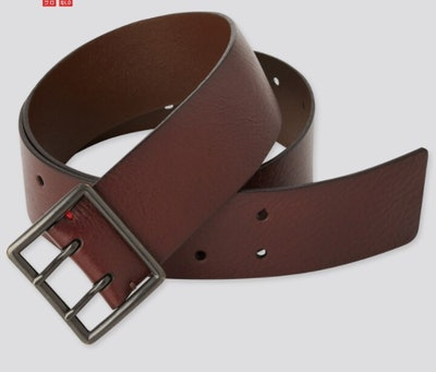 WOMEN LEATHER WIDE BELT (INES DE LA FRESSANGE)