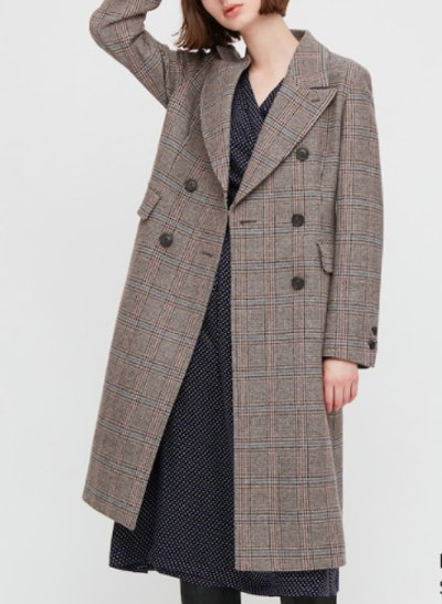 WOMEN TWEED COAT (INES DE LA FRESSANGE)
