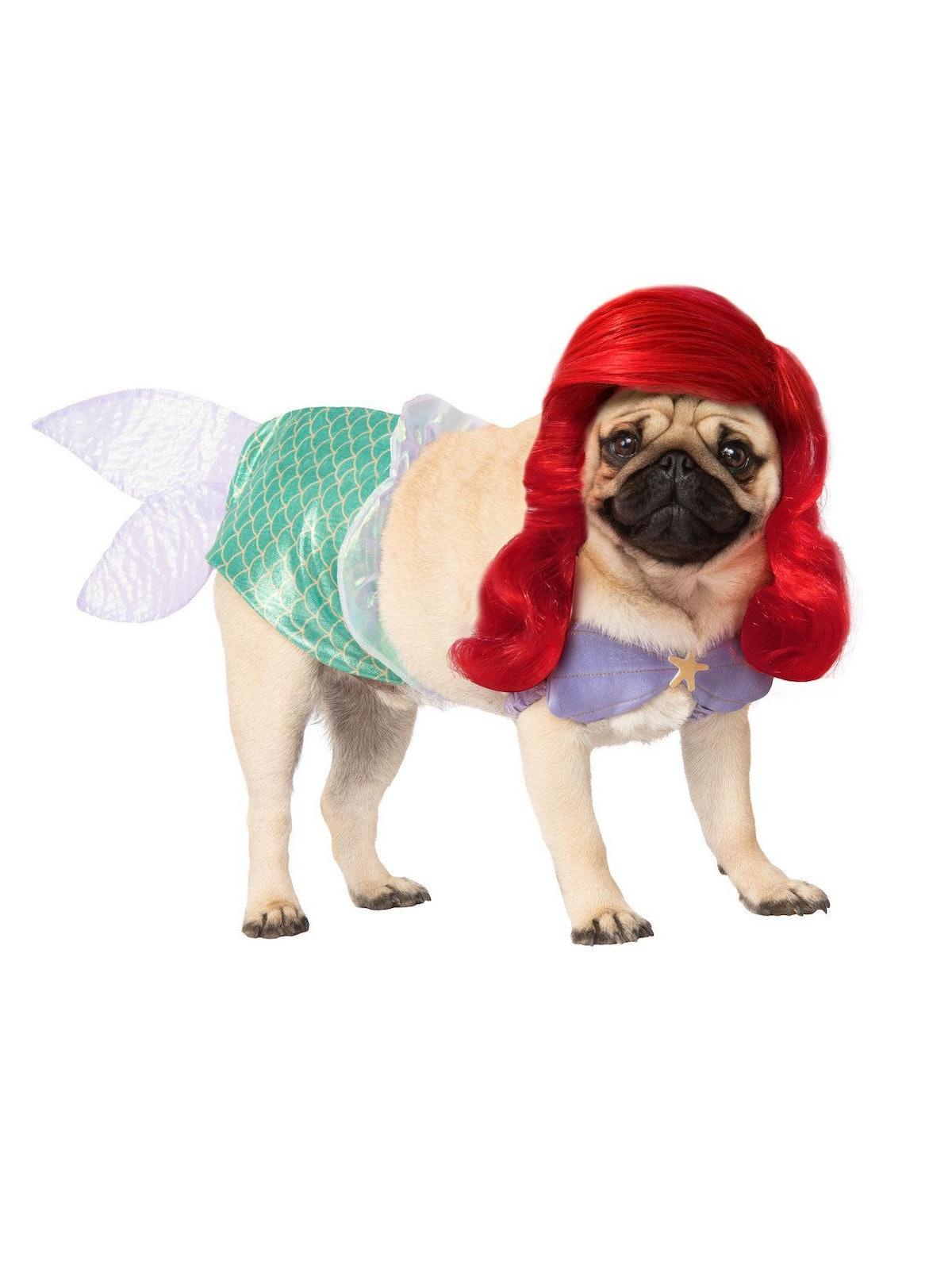 Rubie's Halloween Ariel Pet Costume