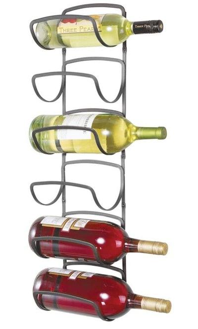 mDesign Bottle Holder