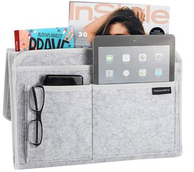 HomeCentralShop Bedside Storage Organizer