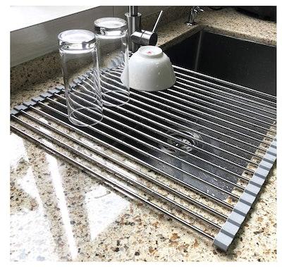 Attom Tech Roll Up Dish Racks