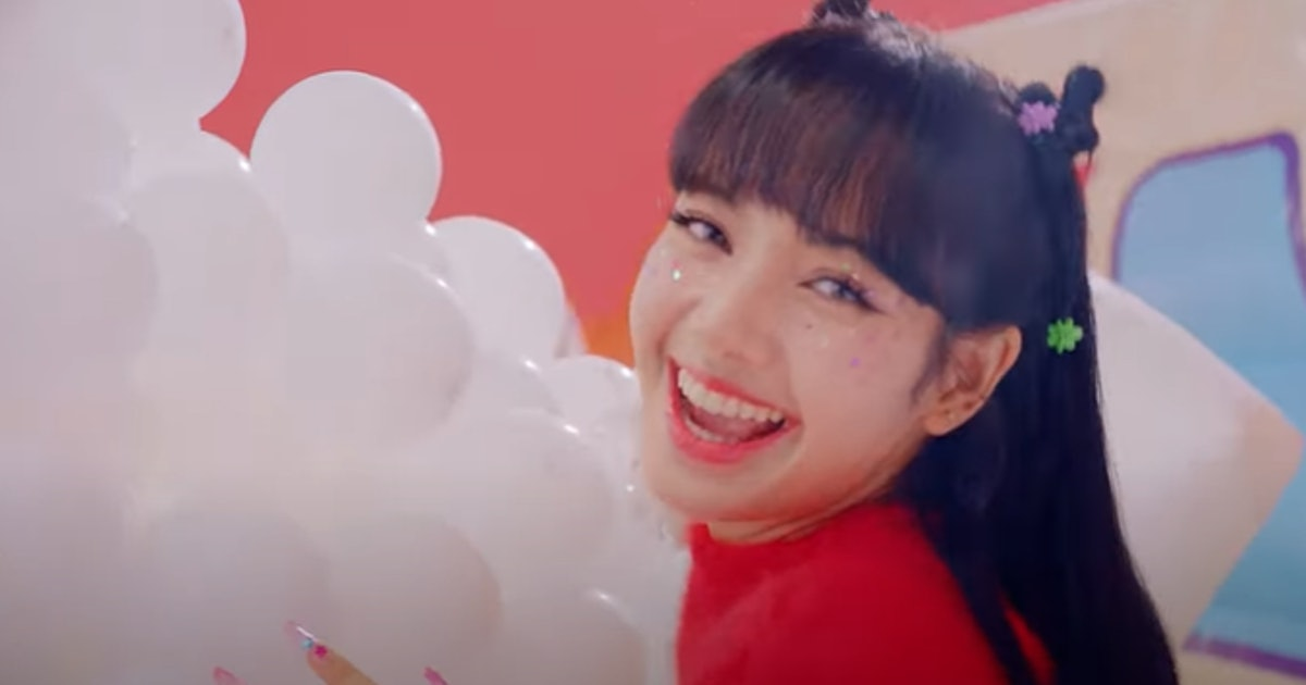 What Does Lisa S Verse In Blackpink S Ice Cream Mean In English It S So Fire