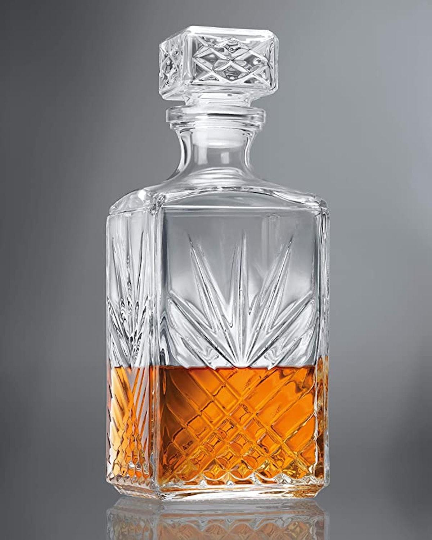 Bormioli Rocco Whiskey Decanter