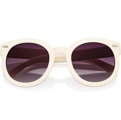 grinderPUNCH Oversized Round Sunglasses