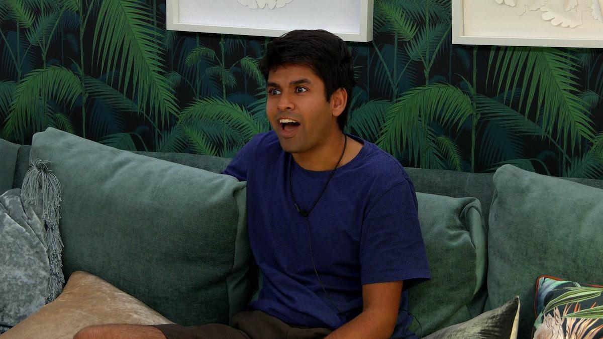 Shubham Goel on Netlfix's reality show 'The Circle'