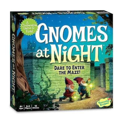 Gnomes At Night Cooperative Game