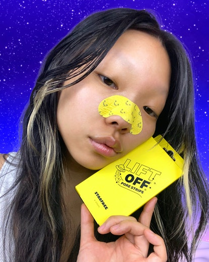 Scarface's Lift Off Pore Strips are as uplifting as the brand's famous Hydro-Star pimple patches