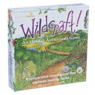 Wildcraft! A Cooperative Herbal Adventure Game