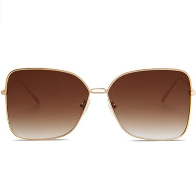 SOJOS Square Sunglasses