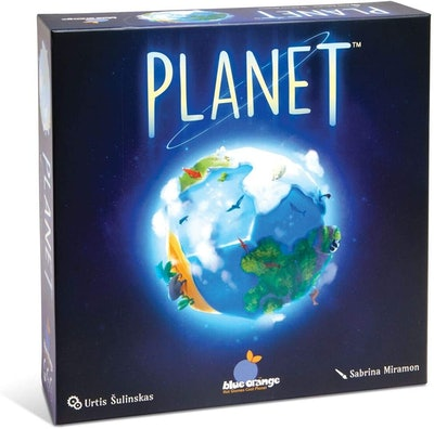 Blue Orange Games Planet Board Game