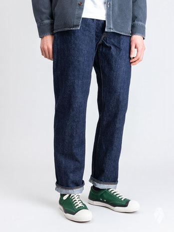 Orslow 105 13.5oz Selvedge Denim Standard Fit