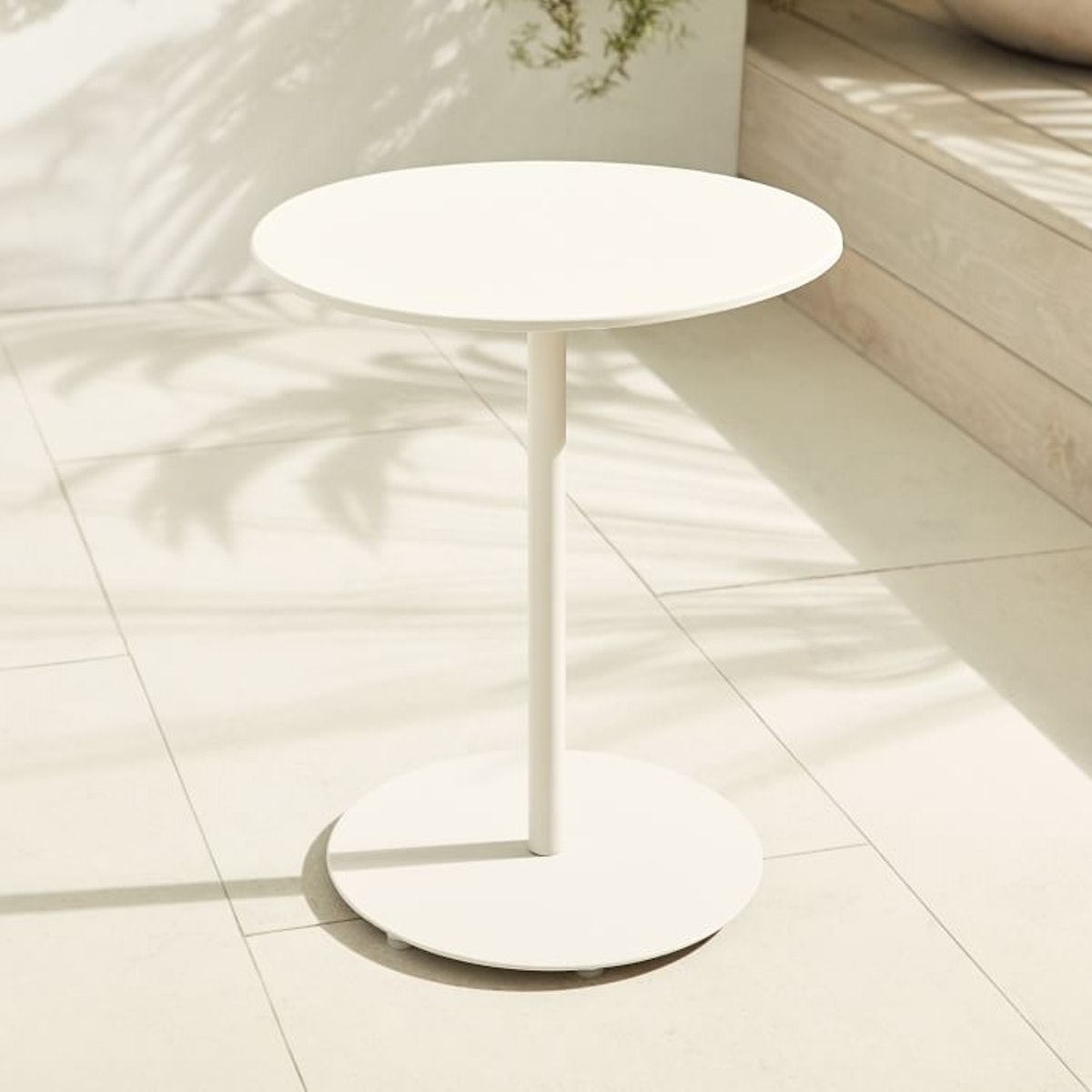 Outdoor Sunny Side Table