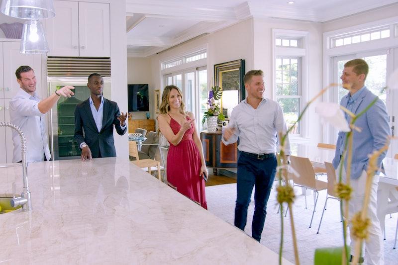The cast of 'Million Dollar Beach House' via the Netflix press site