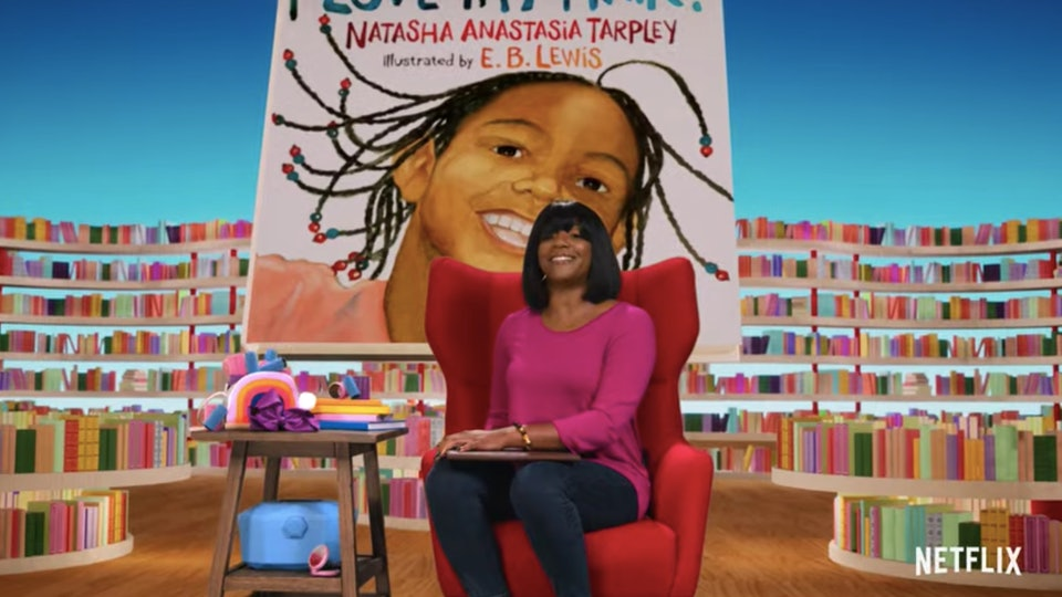 Netflix's newest show will feature prominent Black celebrities reading books to cultivate conversation.