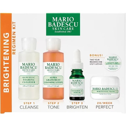 Mario Badescu Brightening Regimen Kit
