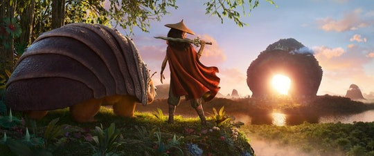 Disney Animation's new film, Raya & The Last Dragon' Is The First Inspired By Southeast Asia.