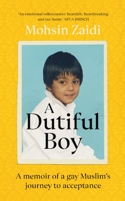 'A Dutiful Boy' by Mohsin Zaidi