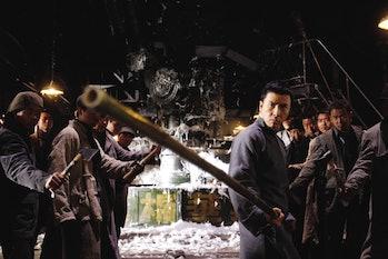 Donnie Yen in 'Ip Man' (2008).