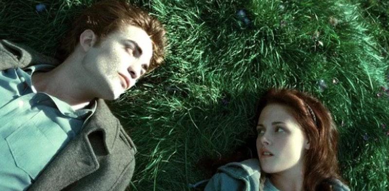 Edward and Bella Twilight