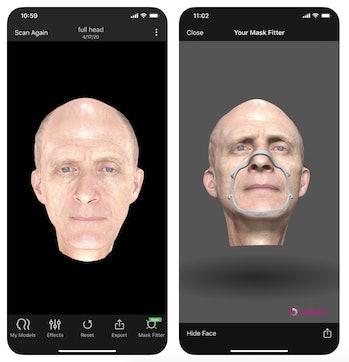 Bellus3D FaceApp