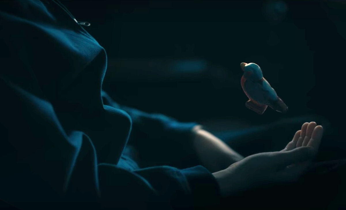 Harlan floating a sparrow toy at the end of 'The Umbrella Academy' Season 2 could be a major teaser.