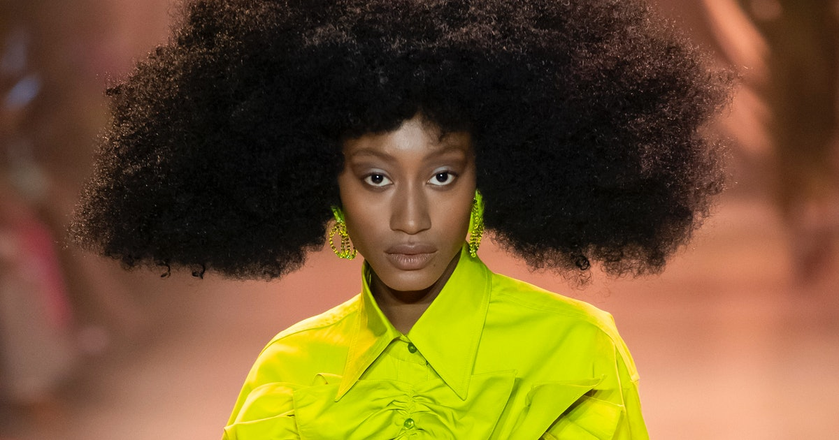 This Color Was All Over The Fall 2020 Runways