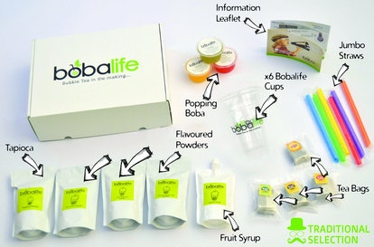Bobalife Bubble Tea Kit - Traditional Selection